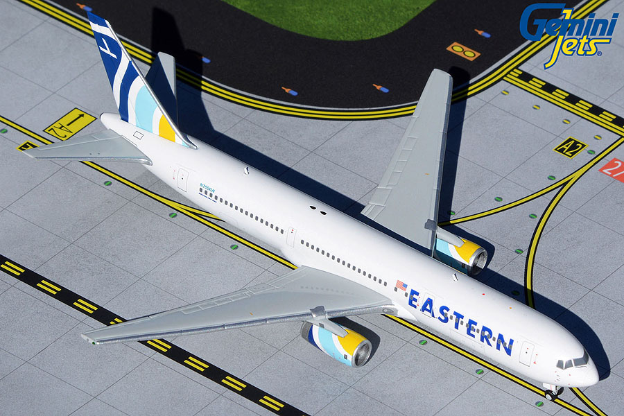 Eastern Airlines B767-300ER N705KW (1:400)