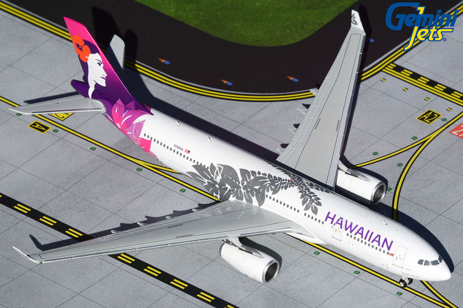 Hawaiian A330-200 N388HA (1:400)