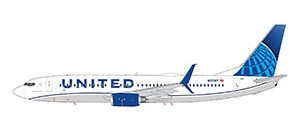United Airlines 737-800 (1:200)