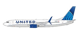United Airlines 737-800 (1:400)