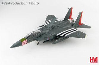 "F-15E Eagle 492nd FS, ""75th D-Day Anniversary scheme"", RAF, 2019 (1:72)"