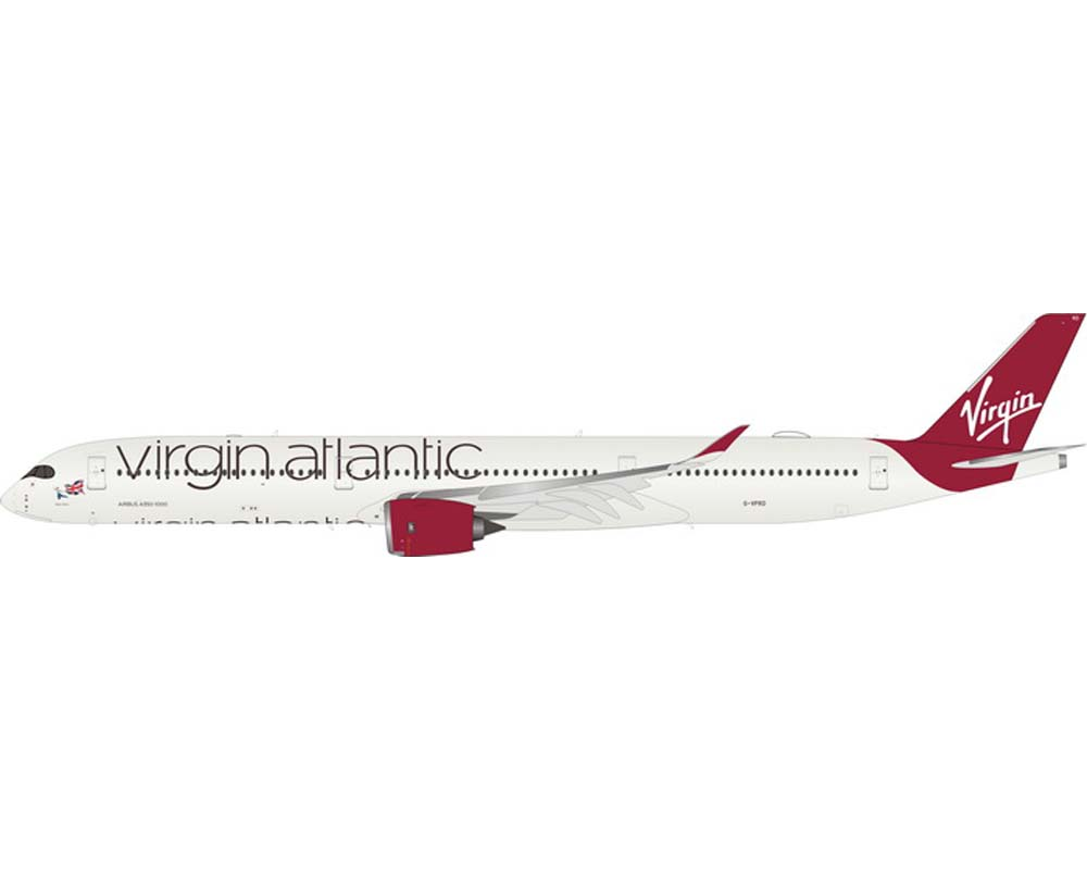 "Virgin Atlantic A350-1000 ""Rainbow"" G-VPRD (1:400)"